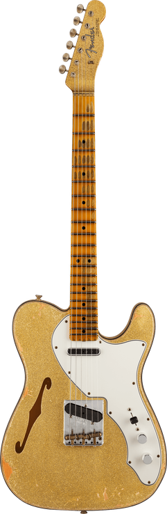 60s Custom Thinline Tele® - Relic®