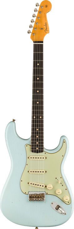1961 Hardtail Stratocaster® - Journeyman Relic®