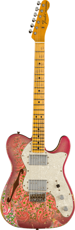 1972 Thinline Telecaster® - Heavy Relic®