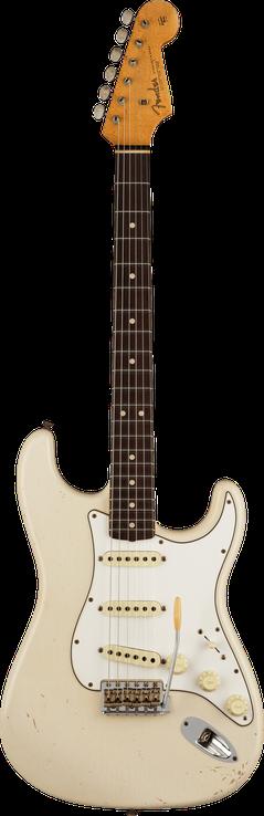Masterbuilt By Dennis Galuszka - 1963 Stratocaster® - Journeyman Relic®