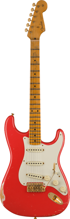 Masterbuilt By Dennis Galuszka - 1956 Stratocaster® With Gold Hardware - Relic®