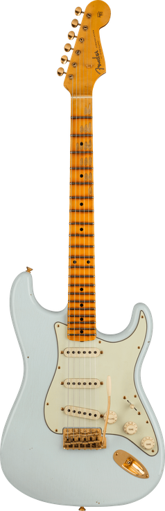 Limited Edition '62 Bone Tone Stratocaster® Journeyman Relic®