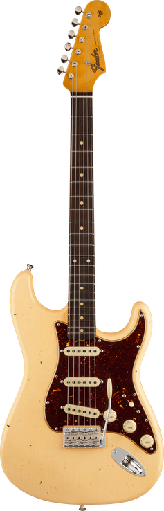 Postmodern Stratocaster® Journeyman Relic® with Closet Classic Hardware - Rosewood
