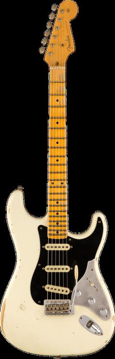 Limited Edition Poblano II Stratocaster® Relic®