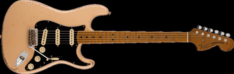 2021 Todd Krause Masterbuilt '68 Stratocaster® Relic®, Maple Fingerboard, Aged Desert Sand