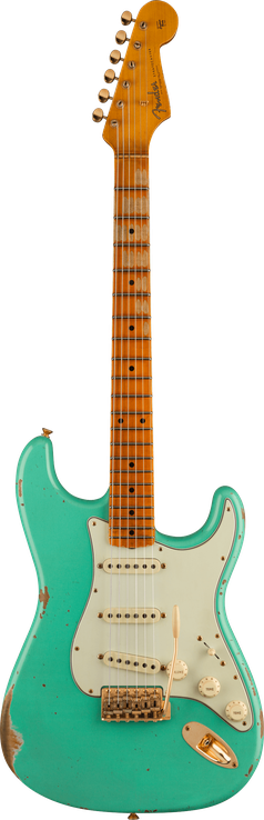 Limited Edition '62 Bone Tone Stratocaster® Relic®