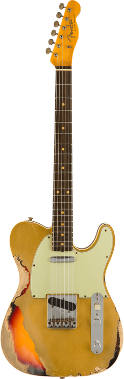 Limited Edition '60 Telecaster® Custom Heavy Relic®
