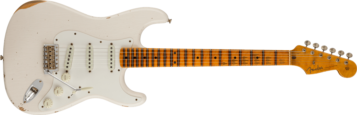 Limited Edition - Limited Edition Tomatillo Stratocaster® III Relic®, Maple Fingerboard, '55 Desert Tan