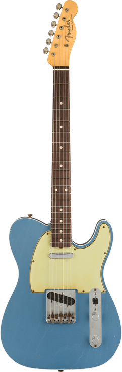 2021 Chris Fleming Masterbuilt '60 Telecaster® Custom Journeyman Relic®