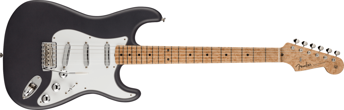 2021 Paul Waller Masterbuilt '50s Strat® NOS, Maple Neck, Dark Navy Blue