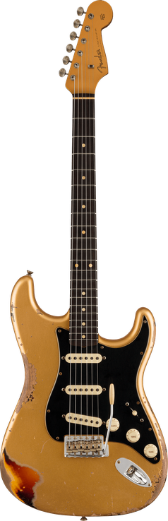 Limited Edition Dual-Mag II Strat® Heavy Relic®