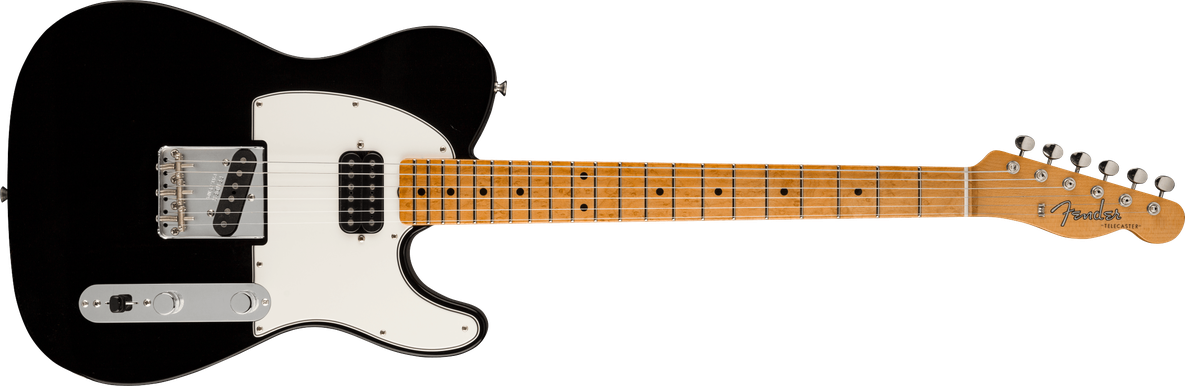 Limited Edition - Limited Edition '60s Telecaster® DLX Closet Classic, Maple Fingerboard, Black