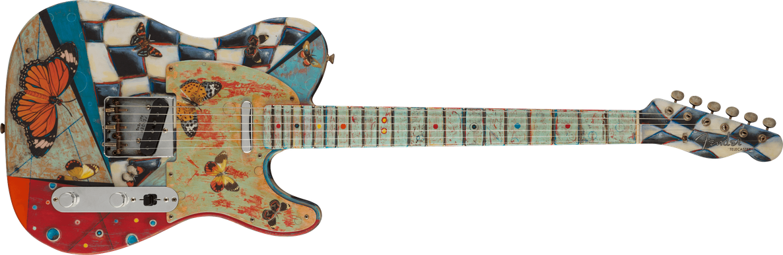 Custom Mariposa Telecaster® - Relic®, Masterbuilt By Greg Fessler