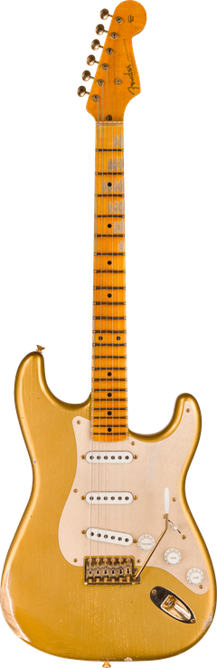 1955 Stratocaster® - Relic®, Gold Hardware