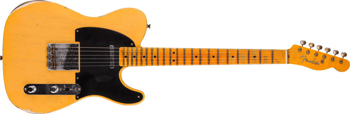 Limited Edition - 1951 Nocaster® - Relic®, Aged Nocaster Blonde