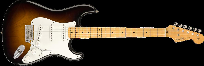 Vintage Custom 1955 Stratocaster® NOS, Maple Fingerboard, Wide-Fade 2-Color Sunburst