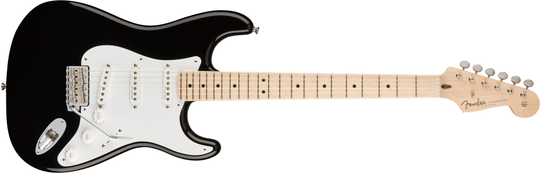 Eric Clapton Signature Stratocaster®, Maple Fingerboard, Black