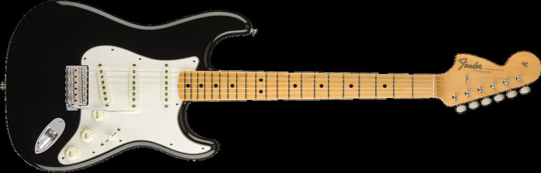 Jimi Hendrix Voodoo Child Signature Stratocaster® NOS, Maple Fingerboard, Black