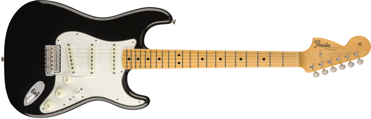 Jimi Hendrix Voodoo Child Signature Stratocaster® NOS, Maple Fingerboard, Black
