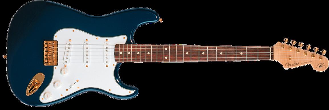 Robert Cray Signature Stratocaster®, Rosewood Fingerboard, Violet