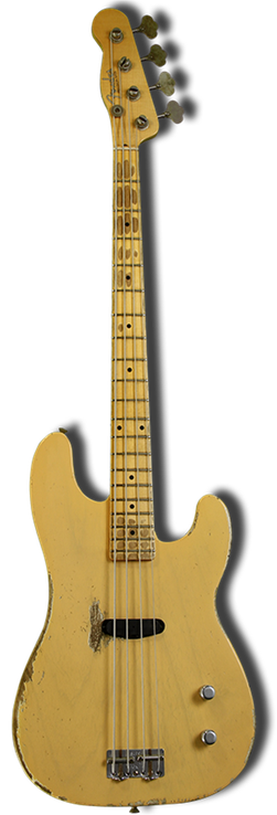 Dusty Hill Signature Precision Bass®