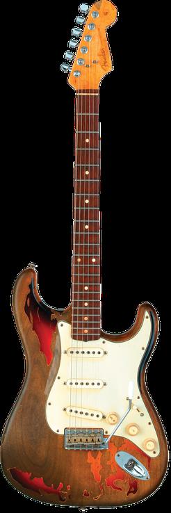 Rory Gallagher Signature Stratocaster®