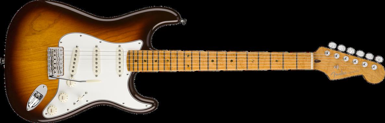 American Custom Stratocaster®, Maple Fingerboard, Antique Burst, NOS