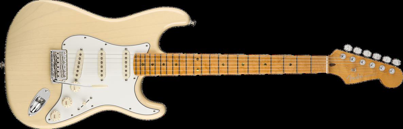 American Custom Stratocaster®, Maple Fingerboard, Vintage Blonde, NOS