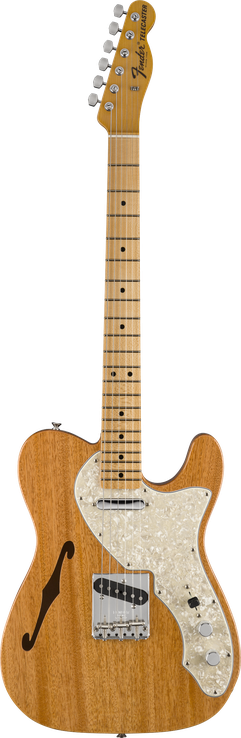 Vintage Custom 1968 Tele® Thinline