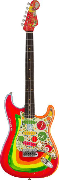 Limited Edition George Harrison Rocky Strat®