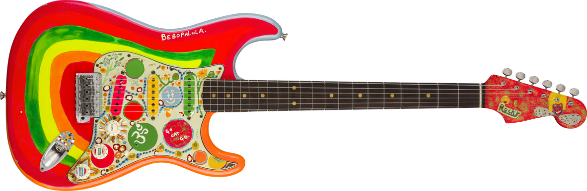 Limited Edition - Limited Edition George Harrison Rocky Strat®