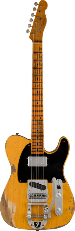 Limited Edition Cunife Blackguard Tele® Heavy Relic MN