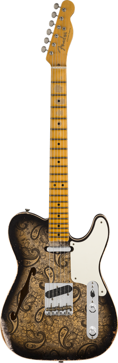 Limited Edition Double Esquire® Thinline Custom Relic®
