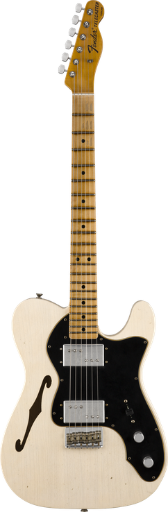 Limited Edition '72 Tele® Thinline Heavy Relic®