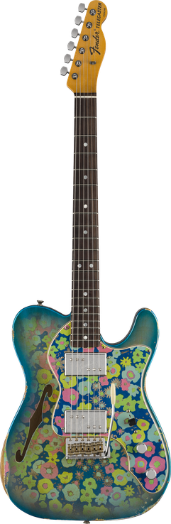 Limited Edition '72 Tele® Thinline Relic®