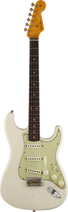 Limited Edition '62/'63 Stratocaster® Journeyman Relic® RW